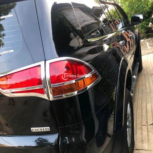 Mobil Mitsubishi Pajero Sport Matic Exceed 2009 Bekas Sehat Surat Lengkap - Depok