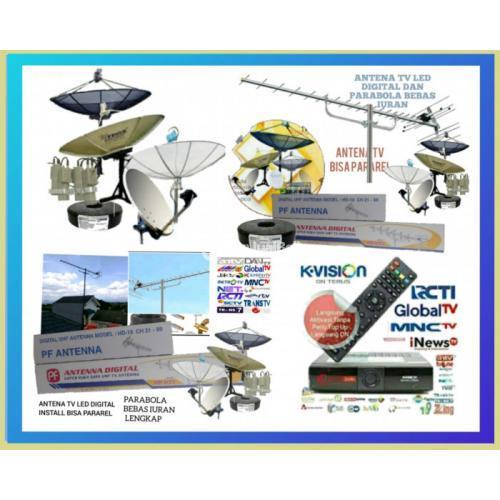 Ahli antena TV l agen jasa pasang parabola dan CCTV Menteng, Manggarai, Tebet - Jakarta Selatan