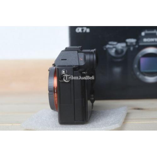 Kamera Sony Alpha A7 III Body Only Bekas Fullset Lensa No Jamur - Bekasi