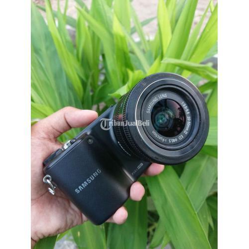 Kamera Mirorrless Samsung Nx2000 20MP Touchscreen Wifi NFc Bekas - Semarang