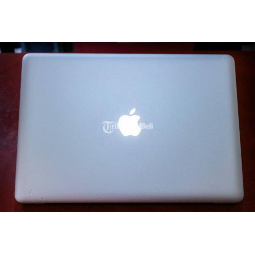 Laptop Macbook Pro 15inch Mid 2010 RAM 8GB Bekas Bonus Connector - Tangerang