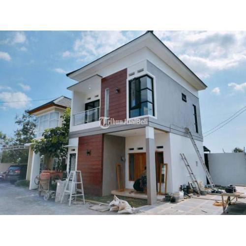 Dijual Rumah Baru 2 Lanyai Cluster Dekat Pusat Kota Luas 90/110 - Bantul