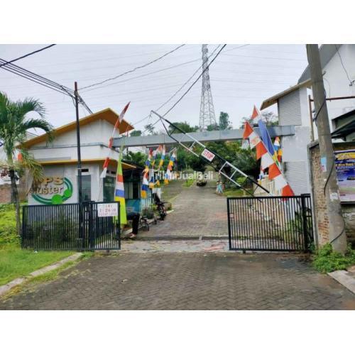 Dijual Rumah Tipe 40 Harga Promo di Perumahan Elite One Gate System - Semarang