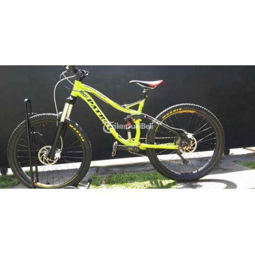 Sepeda MTB Patrol 512 Size M Bekas Full Orisinil Normal Terawat - Denpasar