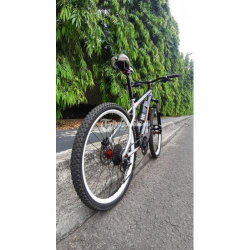 Sepeda Gunung MTB Element Police 911 Orlando Second Harga Nego - Tangerang