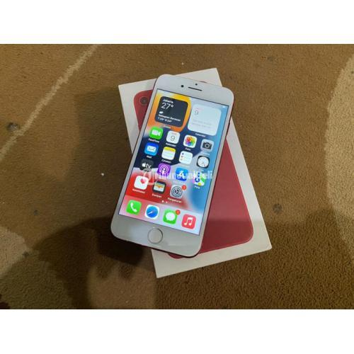 HP Apple iPhone 7 128GB Bekas Inter Lengkap Mulus Nominus Harga Nego - Cirebon
