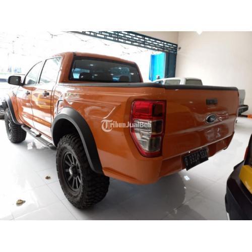Mobil Ford Ranger Raptor XLS 2014 Manual Bekas Tangan 1 Terawat - Sidoarjo
