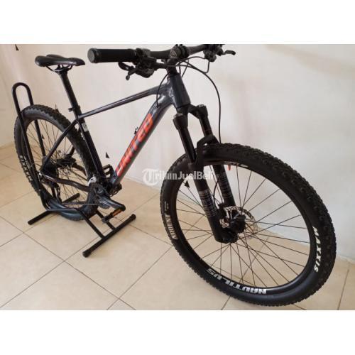 Sepeda MTB United Clovis 5 Size M 27.5 Second Kondisi Bagus No Minus - Sragen