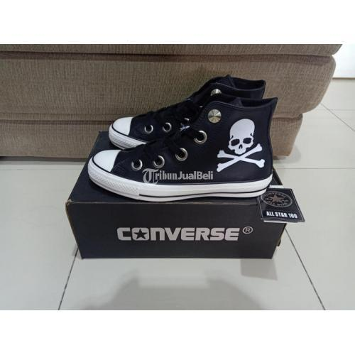 Sepatu Converse Mastermind Jpn 100th Anniversary Size 42 VVGC- Jakarta Pusat