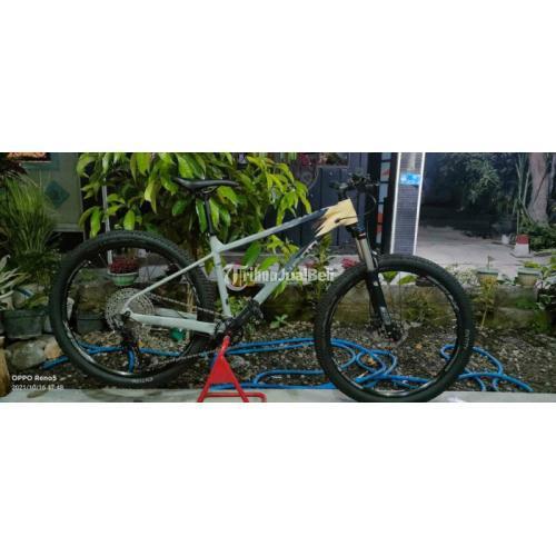Sepeda MTB Polydon Xtrada 6 2021 Single Speed 1x11 Bekas Size M - Blitar
