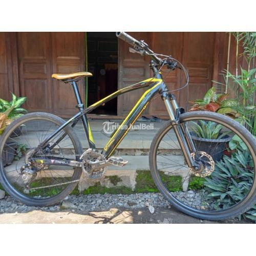 Sepeda MTB Thrill Vanquish 3.0 Size 26 Bekas Kondisi Normal Nego - Salatiga