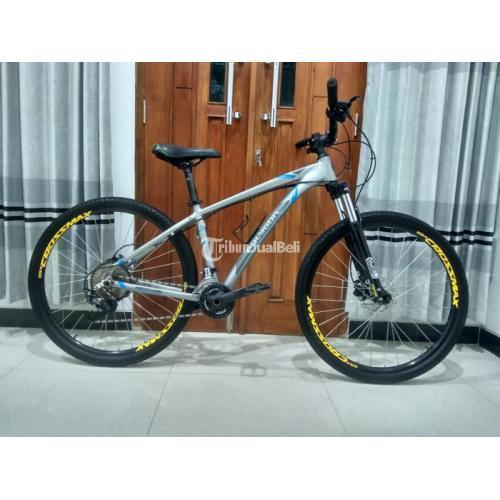 Sepeda MTB Polygon Xtrada 5 Size S 27.5 Bekas Upgrade Normal - Yogyakarta
