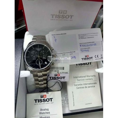 Jam Tangan Tissot PR100 Chronograph Diamerter 41mm Bekas - Bekasi