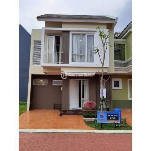 Dijual Rumah 2 Lantai Fully Furnished Malibu Village Gasung Serpong - Tangerang