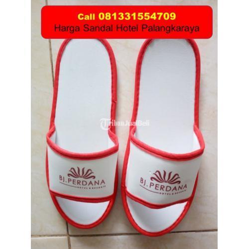 Call 081331554709 - Konveksi Sandal Hotel Terlengkap Palangkaraya