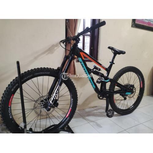 Sepeda MTB Polygon Siskiu T8 Bekas Size M 27.5 Siap Pakai - Wonosobo