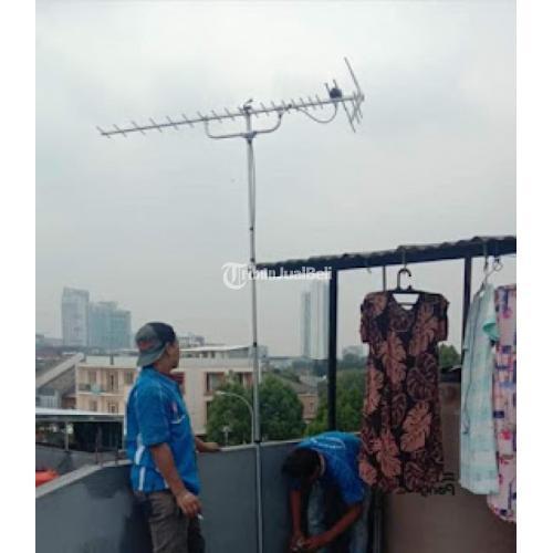toko jasa pasang paket antena TV digital Cibinong-Bogor
