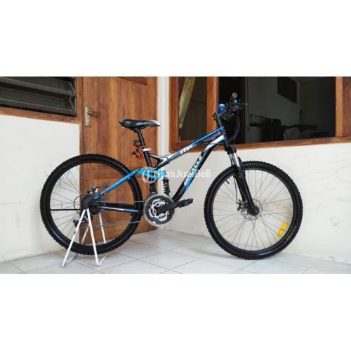 Sepeda Wimcycle M2 MTB Frame Hiteen Steel Second Siap Pakai - Yogyakarta