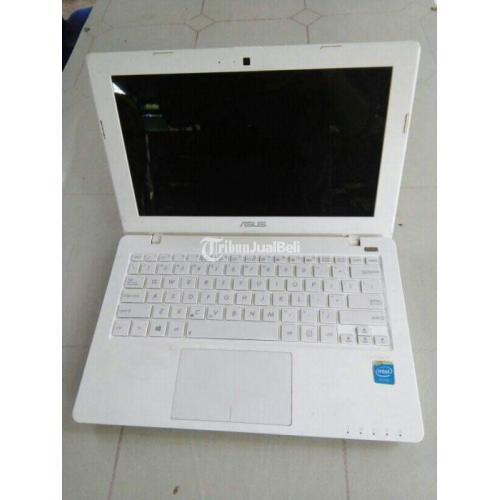 Notebook Asus X 200 MA Procecor Intel N 2840 Bekas Fungsi Normal - Semarang