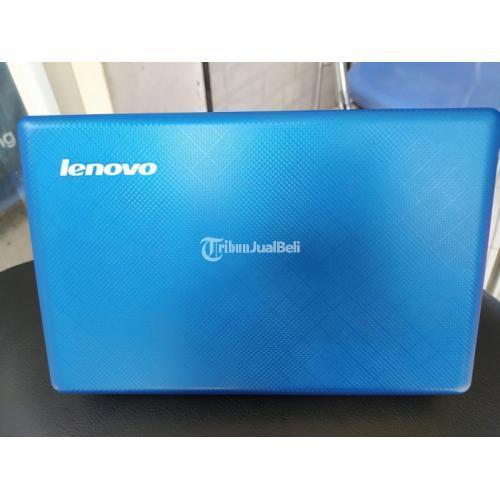 Laptop Lenovo Ideapad S110 intel Quadcore Bekas Mulus RAM 2GB - Malang