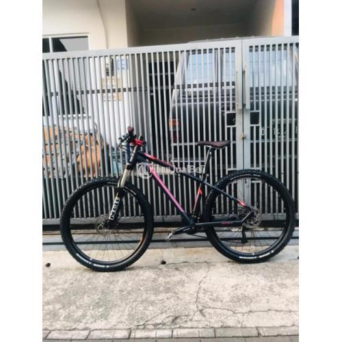 Sepeda MTB United Size 27 Bekas Full Ori Harga Nego Siap Pakai - Bandung