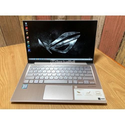 Laptop ASUS S13 Intel Core i5 Ram 4gb SSD Bekas Like New Fullset - Yogyakarta