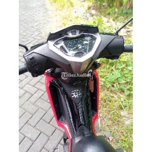 Honda supra X 125 Th 2018 plat N