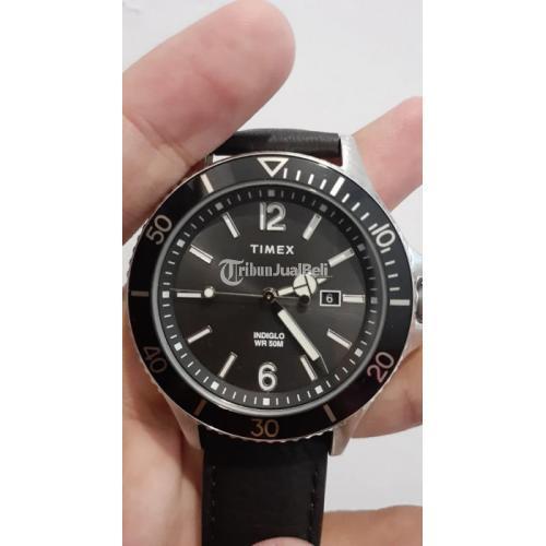 Jam Tangan Pria Timex Classic - TW2R64400 Baru Original - Jember