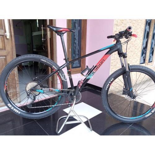 Sepeda Polygon Xtrada 5 Size S Upgrade Bekas Normal Mulus - Demak
