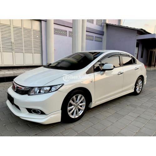 Mobil Honda Civic FB 2 2012 Bekas Tangan1 Surat Lengkap Pajak Baru - Jogja