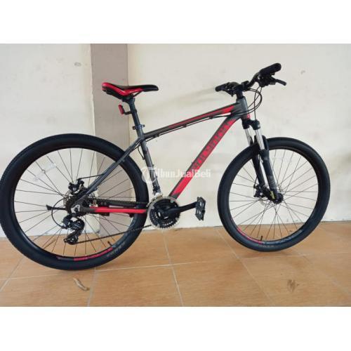 Sepeda MTB Polygon Cascade 3 Size Frame M Bekas Normal Siap Pakai - Sleman