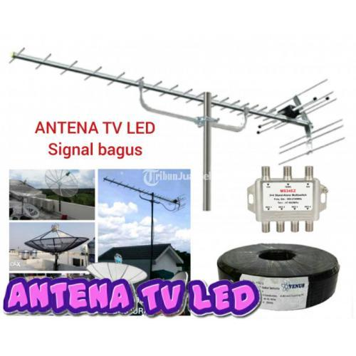ahli jasa pasang antena TV dan servis parabola Johar baru/Kemayoran