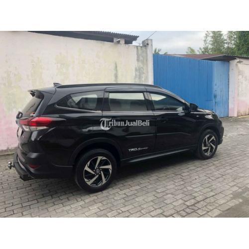 Mobil SUV Toyota Rush TRDS MT 2019 Hitam Bekas Surat Lengkap - Magelang