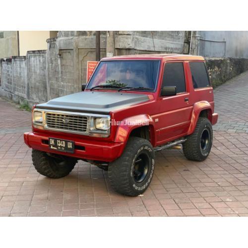 Mobil  Daihatsu Feroza G2 Sporty 1996 Bekas Body Terawat Mesin Normal - Denpasar