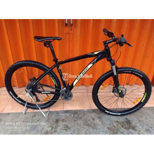 Sepeda MTB Polygon Xtrada 5 Speed 3x9 Bekas Size M Siap Pakai - Bekasi