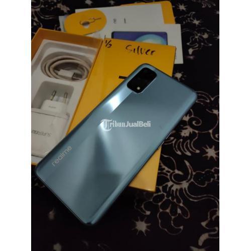 HP Realme 7 Pro Fullset Bekas Kondisi Normal Mulus No Minus - Surabaya