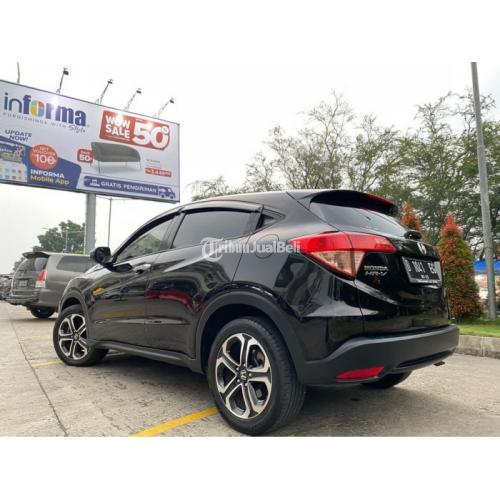 Mobil Honda HR-V E CTV 2015 Hitam Bekas Pajak On Harga Nego - Bandung