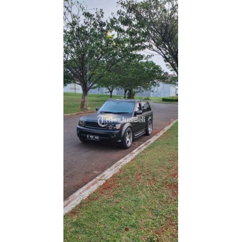 Mobil Land Rover Range Rover Sport 2010 Bekas Normal Pajak Panjang - Depok