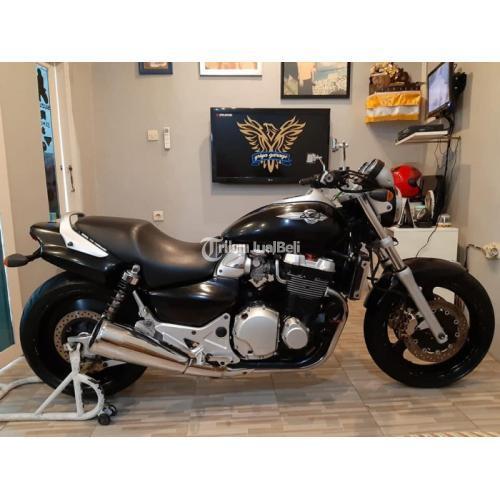 Moge Honda CB 1300cc X4 thn 2000 Bekas Mesin Sehat Harga Nego - Denpasar