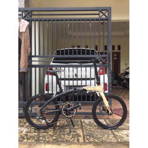Sepeda Lipat Polygon Urbano 5 Bekas Mulus Nominus Like New - Bekasi