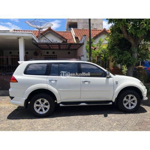 Mobil Mitsubishi Pajero Sport 2013 Body Mulus Orisinil Bekas Nego - Malang