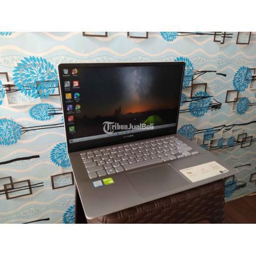 Laptop Asus Vivobook S14 X430FN RAM 8GB Bekas Fullset Normal - Yogyakarta