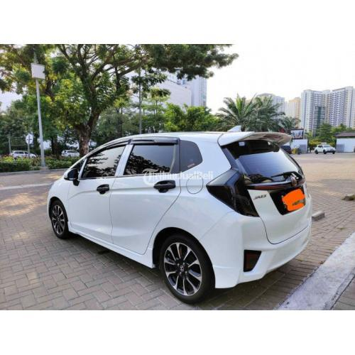 Mobil Honda Jazz RS AT 2016 Putih Bekas Bisa Kredit Pajak On - Bekasi