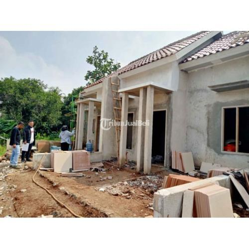 Rumah Minimalis Baru 2KT 1KM Bonus AC dan Kanopi di Rays Village 3 - Depok
