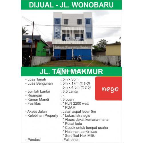 Ruko Tani Makmur Pontianak, Kalimantan Barat