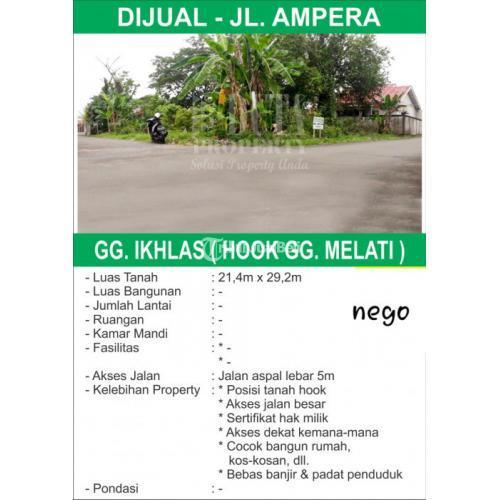 Tanah Ampera Pontianak, Kalimantan Barat