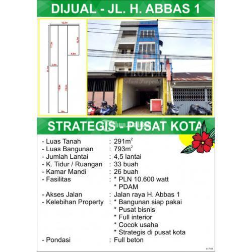 Hotel Haji Abbas 1 Pontianak, Kalimantan Barat