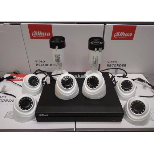 Paket Lengkap Pasang CCTV Full HD 2Mp Termurah