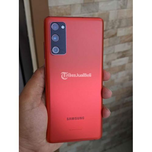 HP Samsung Galaxy S20FE Snapdragon 8/128GB Bekas Normal Fullset - Serang