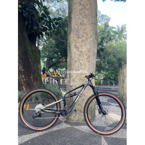 Sepeda MTB United Epsilon T1.1 Full Upgrade Bekas Mulus Terawat - Bandung